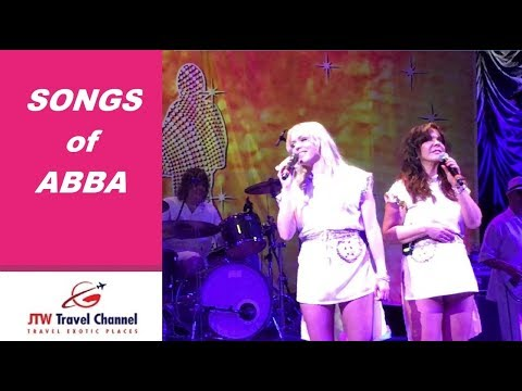 six great songs of abba performed by arrival youtube