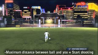 Fifa 12/13 | Longshot Tutorial | How to score Longshots in Fifa 12 | HD