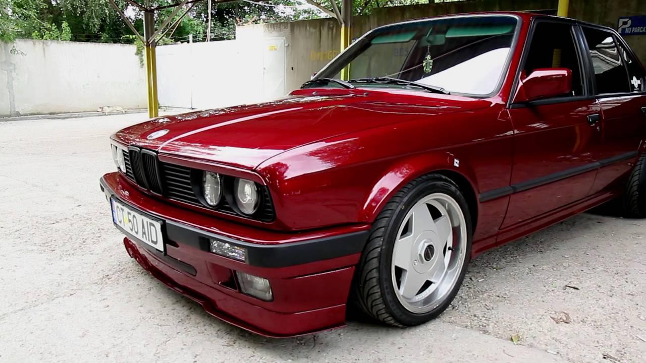BMW E30 Project Sedan 1990 M20B20  YouTube