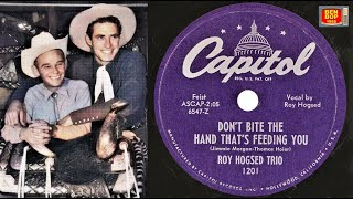 Roy Hogsed Trio - Don