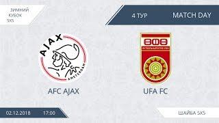 AFC Ajax 4:9 Ufa FC, 4 тур