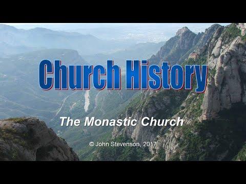 Church History 05 - Monastic Movement