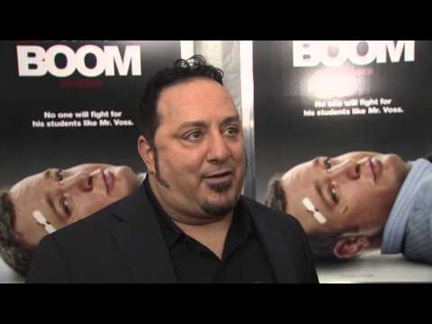 "Frank Coraci ""Here Comes the Boom"" Interview! [HD]"