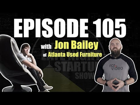 Ep 105 Flipping Furniture For Profit Jon Bailey Of Atlanta Used