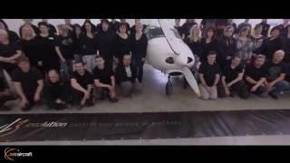JMB AIRCRAFT Vl-3 PROMO 2016