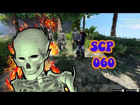 GTA 5 - Đám thợ gỗ và khu rừng sồi (SCP-060)   GHTG