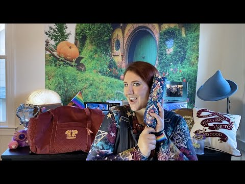 The Vera Bradley Harry Potter collection is here