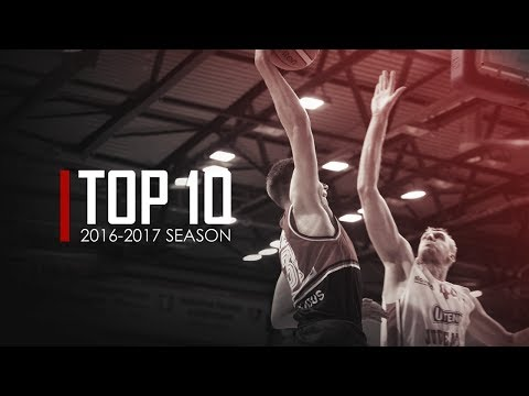 Top 10 Plays of 2016-2017