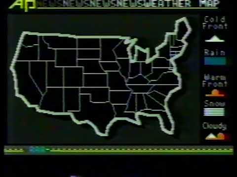 Internet Pioneers - Rare 1986 TMVS Gateway Database Site Demo