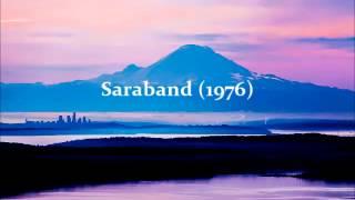 David H. Hegarty — Saraband (1976) for organ