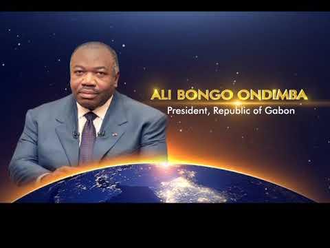 HE Ali Bongo Ondimba, The President Of The Republic Of Gabon | News18 Rising India Summit 2018