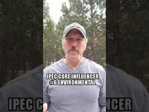 IPEC CORE Influencer #6 Environmental