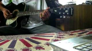 Yun hi(Kitne Dafe) -Tanu Weds Manu guitar cover