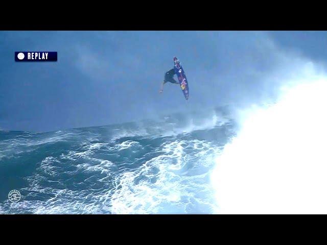 kai lenny Surfing Jaws / BIG AIRS and BIG BARRELS  26/11/2018