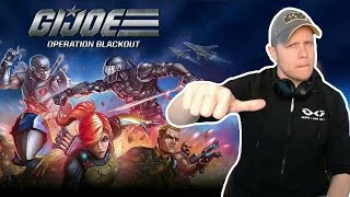 Should You Buy G.I Joe Operation Blackout?