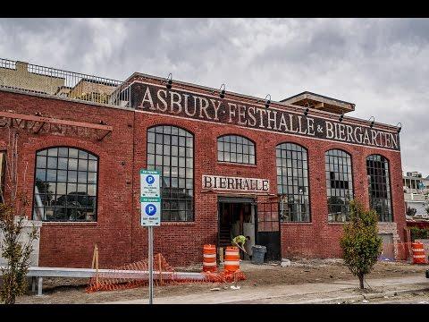 asbury festhalle beirgarten lake ave asbury park new jersey - Asbury Park Beer Garden