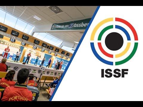 50m Pistol Men Final - 2017 ISSF World Cup Stage 4 in Munich (GER)