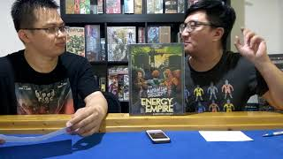 James & Stephen's Top 10 Boardgames All The Time - Part 1 (No. 10 - 7)