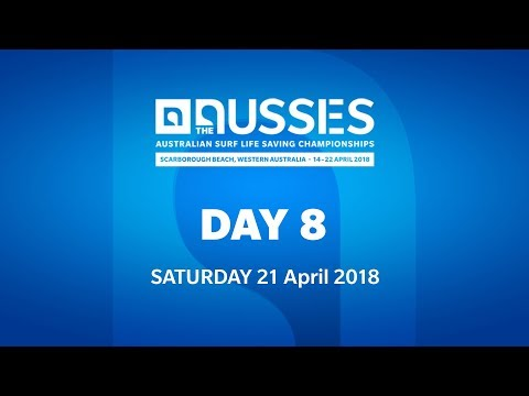 2018 Aussies - Day 8 LIVE!