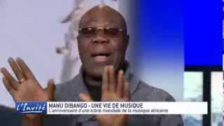 "Manu DIBANGO :  ""Michael Jackson n"