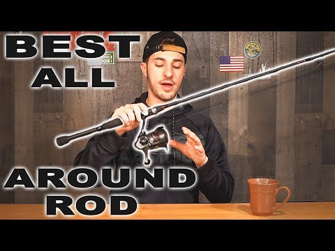 The BEST Fishing Rod to Use FOR EVERYTHING