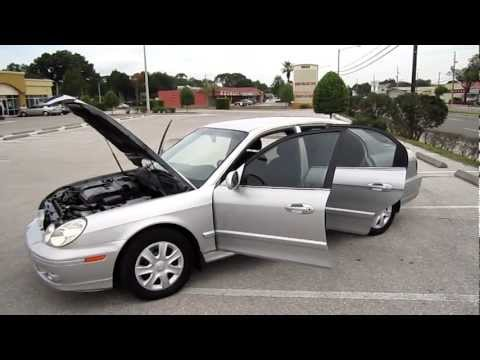 SOLD 2002 Hyundai Sonata GLS Meticulous Motors Florida For Sale LOOK