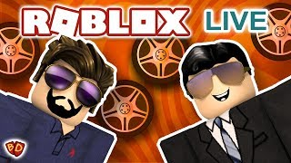 🔴 Roblox Live | Vehicle Simulator and Welcome to Bloxburg | Ben and Dad