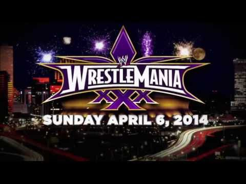 WWE WrestleMania XXX Promo Official (HD)
