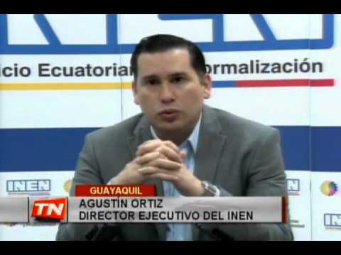 INEN inició plan para control de las balanzas en tiendas y mercados