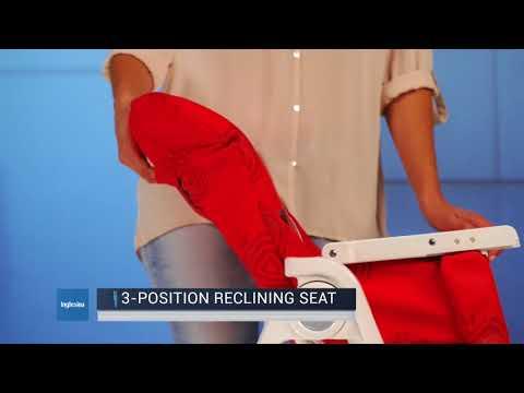 Inglesina 2016-17-18 Gusto Highchair Demo