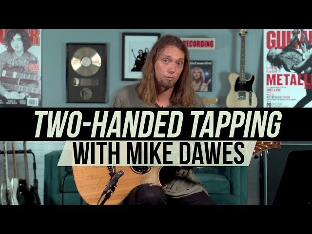 Intertwining Hammer Ons And Pull Offs With Both Hands Guitarworld