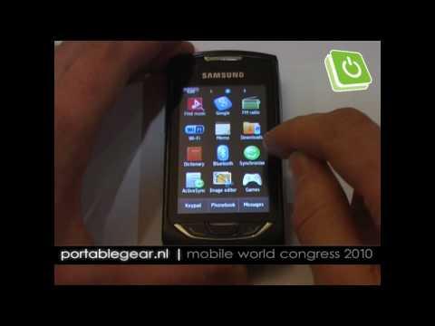 Samsung Monte hands-on