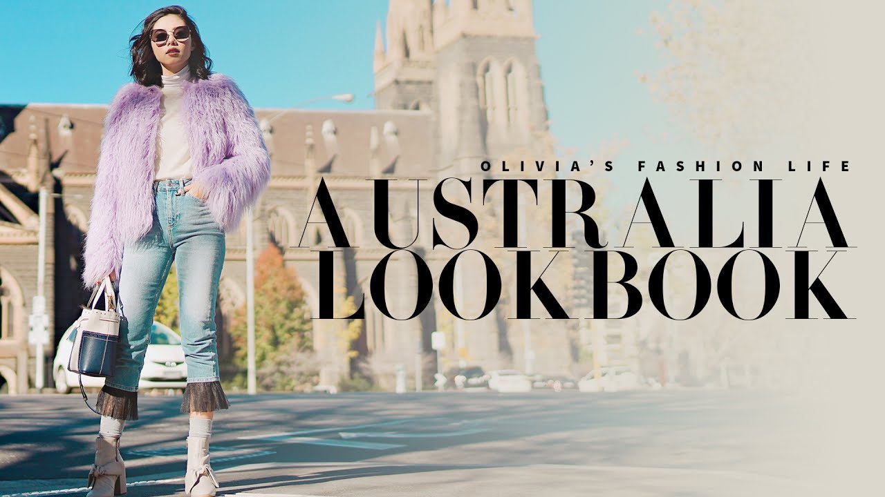 WINTER LOOKBOOK: AUSTRALIA 2