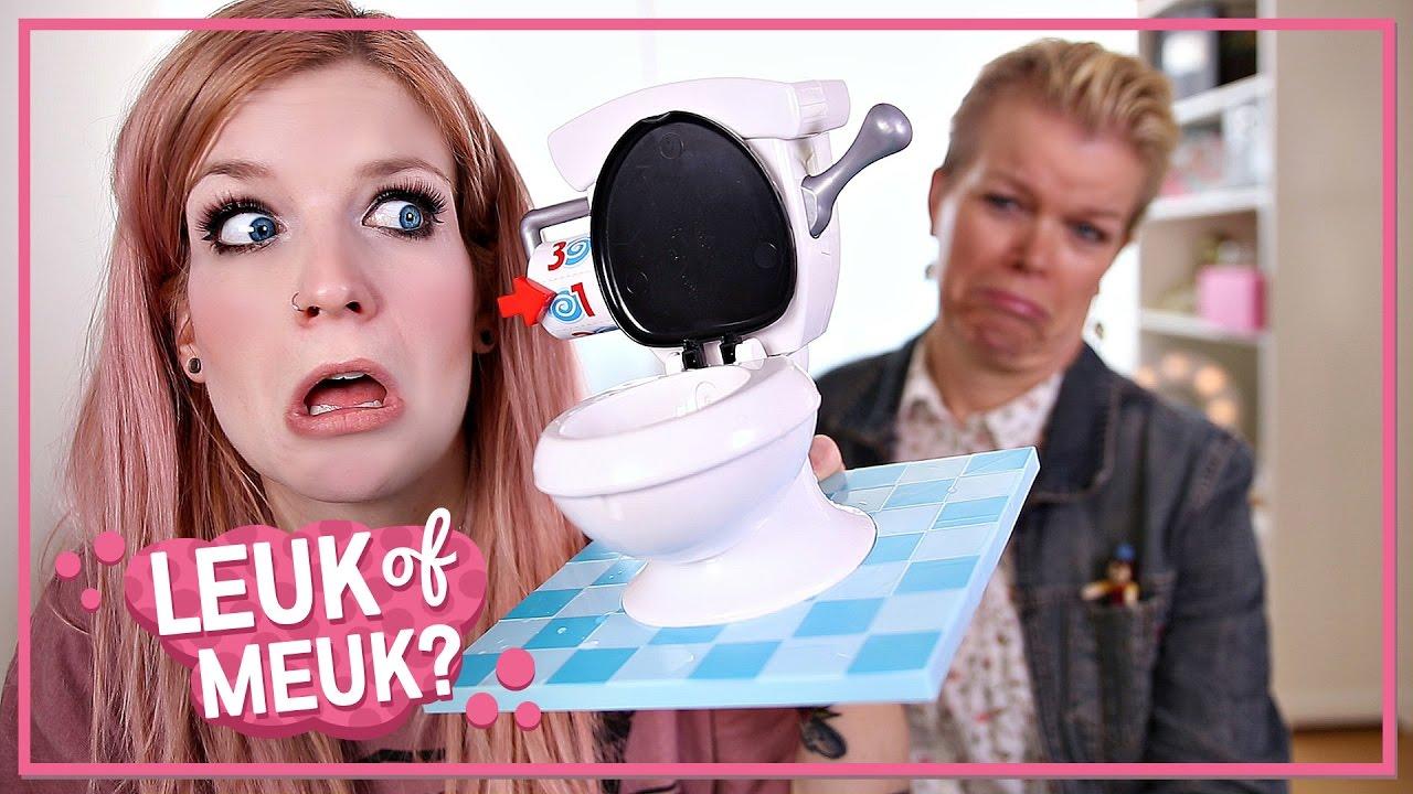 Toilet Pret Spel : Toilet pret met m n moeder leuk of meuk youtube