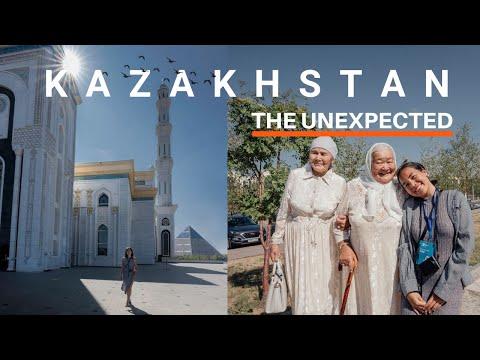Is Kazakhstan Beautiful? - 3 Days In Capital City (Nur-Sultan Or Astana) 🇰🇿