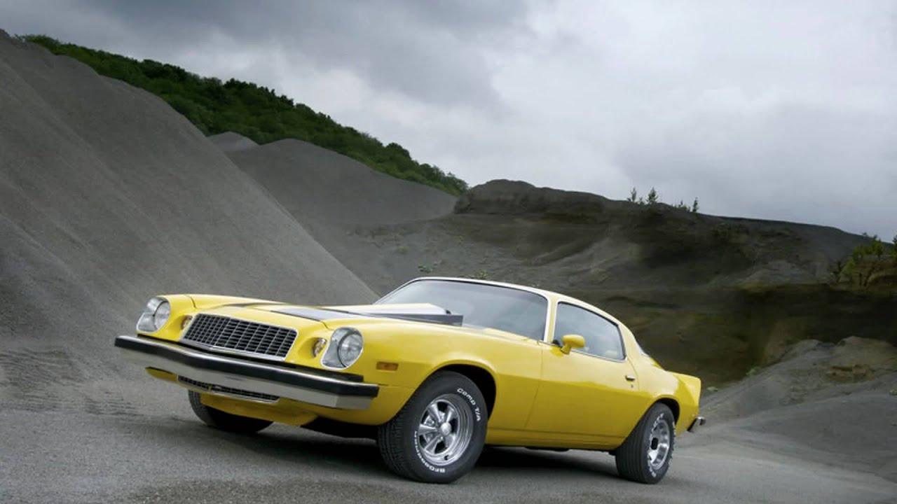 Mustang Z28 >> 1975 Chevrolet Camaro - YouTube