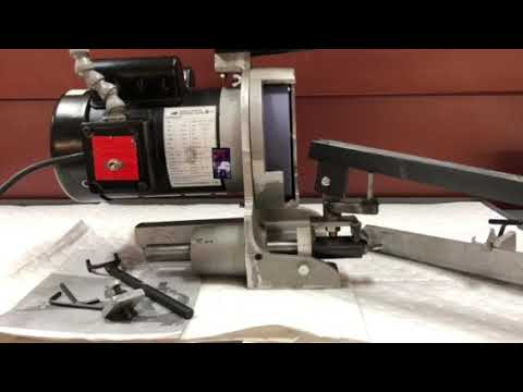 The Champ Drill Grinder