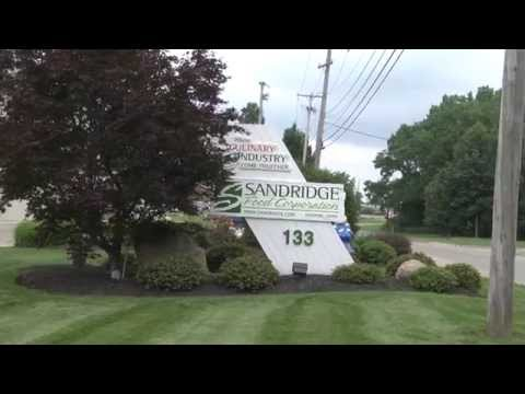 Sandridge Food Corporation Testimonial