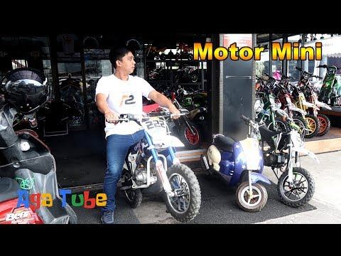 Jual Motor Kecil Motor Mini Cross Trail Dan Mini GP