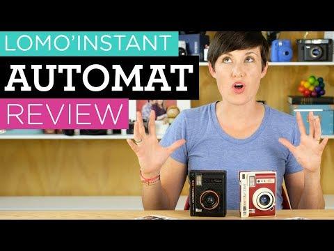 Lomo'Instant Automat Review