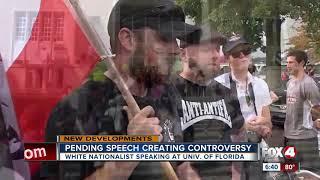 Viewer's Voice: White nationalist set to speak at UF