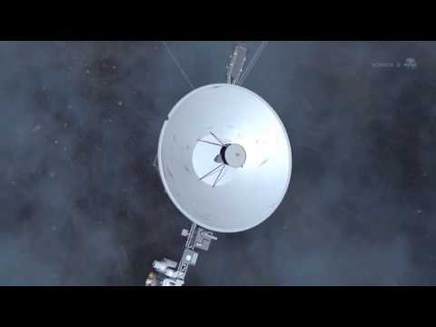 ScienceCasts: Voyager 1 at the Final Frontier