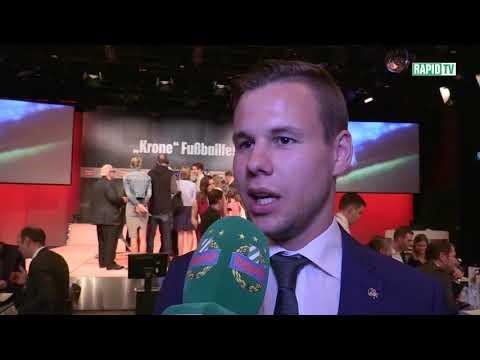 Louis Schaub: Krone-Fußballer des Jahres 2017