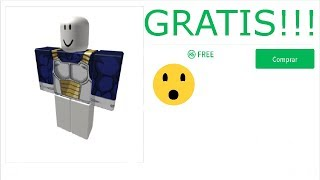 HOW TO HAVE VEGETA'S CLOTHES FOR FREE (ROBLOX)