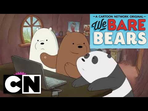 We Bare Bears - Viral Video (Preview) Clip 1