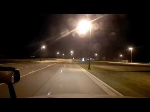 BigRigTravels LIVE! Vandalia, Ohio to De Motte, Indiana Interstate 70, 65 Dec. 3, 2017