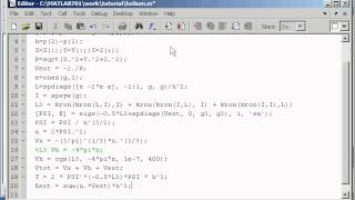 dft code in one hour with matlab part 2 helium atom