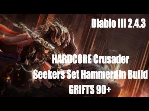 Crusader Build Diablo  Hardcore