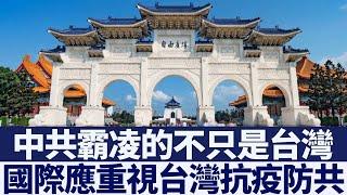 專訪司徒文:中共掩蓋疫情 國際應重視台灣 新唐人亞太電視 20200520