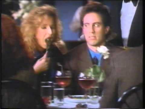 Jerry Seinfeld amex commercial